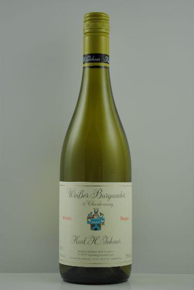 2017 Weissburgunder & Chardonnay QbA trocken